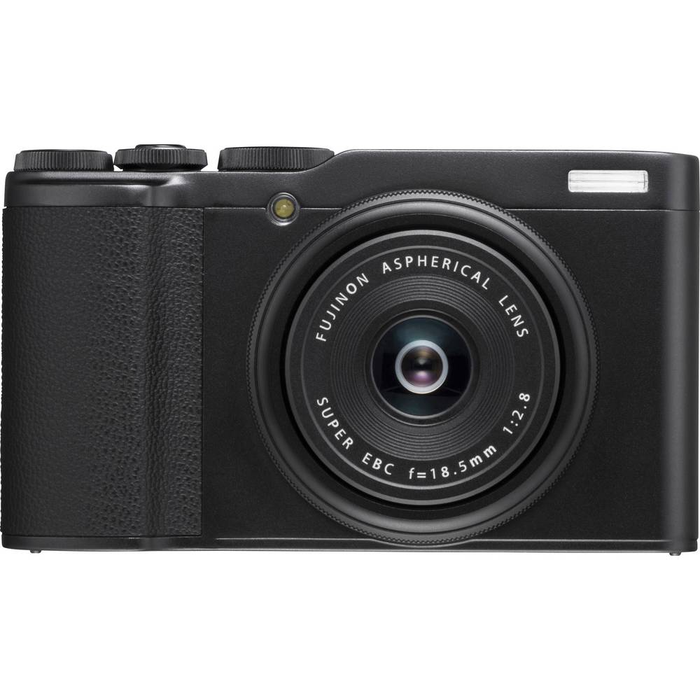 Fujifilm XF10 digitální fotoaparát 24.2 MPix černá 4K video, s dotykovým displejem