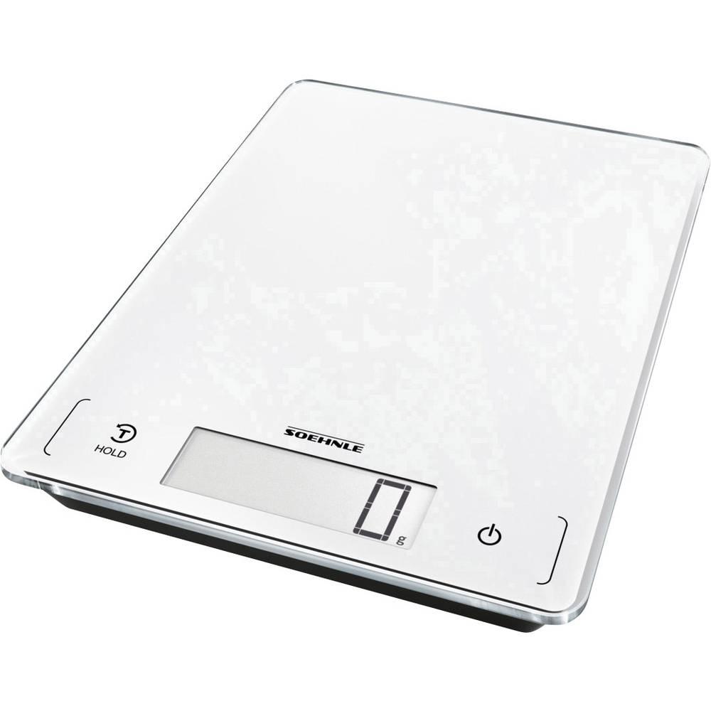 Soehnle KWD Page Profi 300 digitální kuchyňská váha Max. váživost=20 kg stříbrná