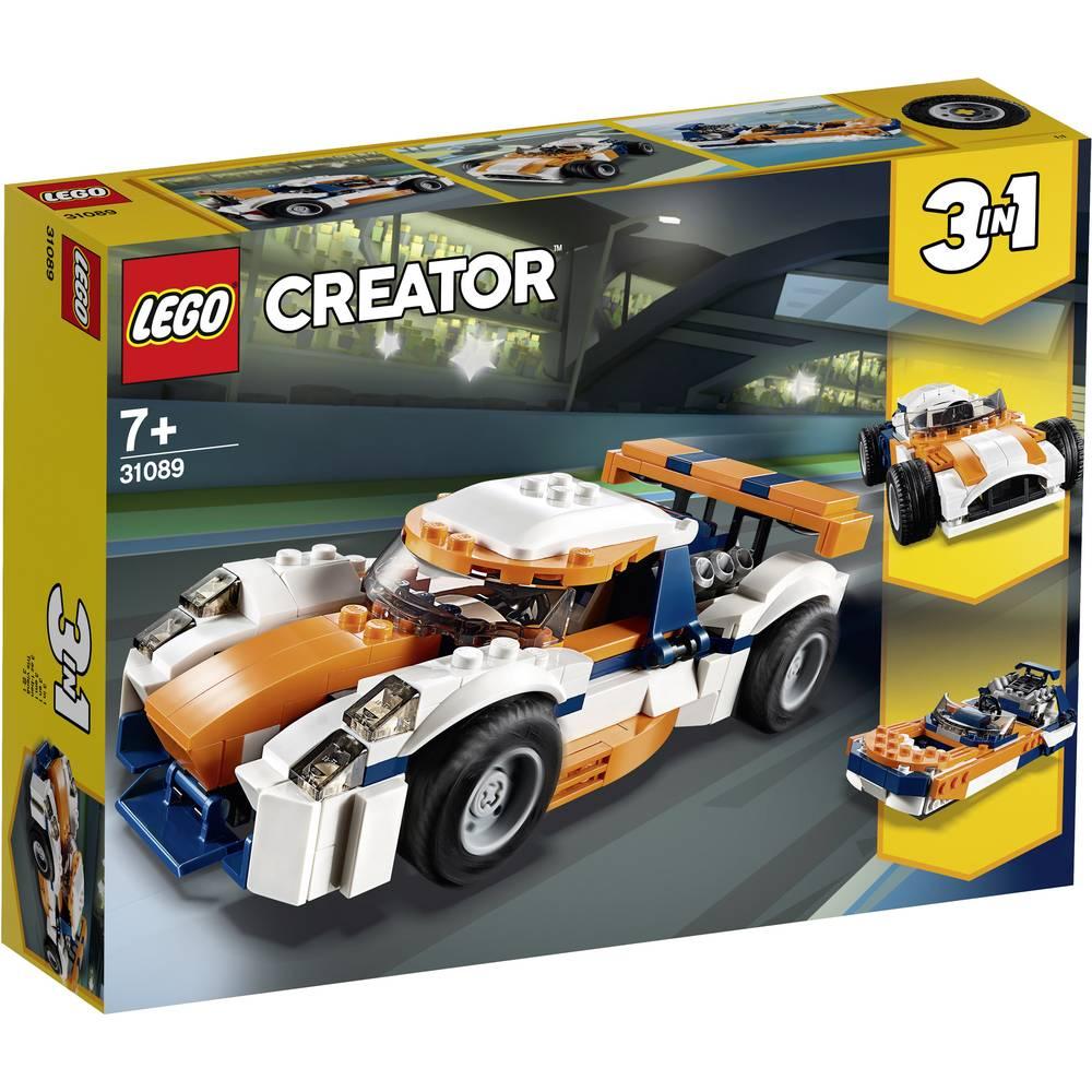 31089 LEGO® CREATOR Závodní vůz