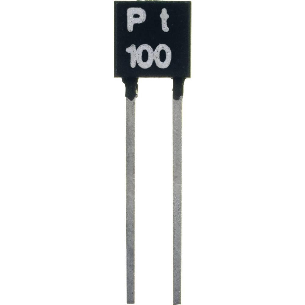 Heraeus Nexensos TO92 PT 1000 KL. B PT1000 platinový teplotní senzor -50 do +150 °C 1000 Ω 3850 ppm/K TO-92 radiální