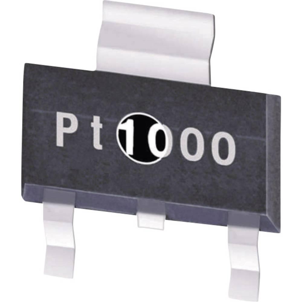 Heraeus Nexensos PT1000 2B PT1000 platinový teplotní senzor -50 do +150 °C 1000 Ω 3850 ppm/K SOT-223 SMD