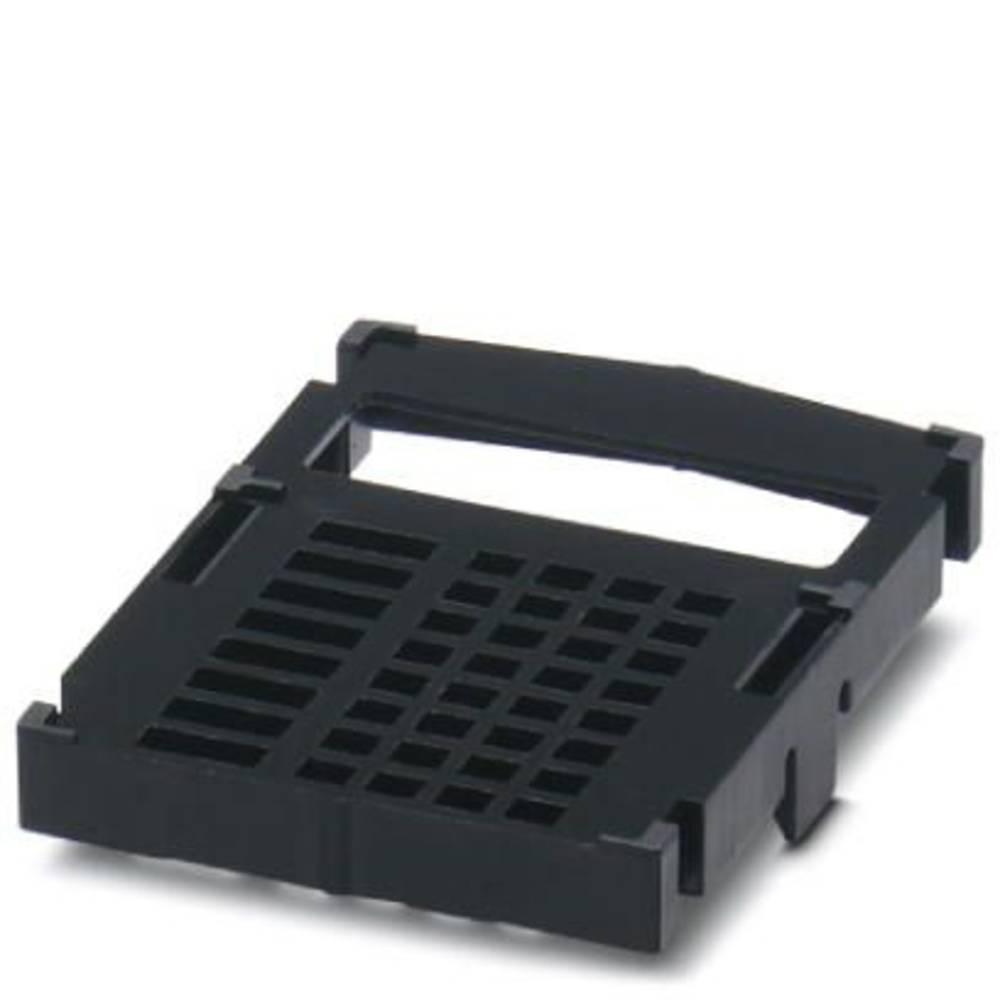 Phoenix Contact ME PLC 40 MT S BK montážní patka polykarbonát černá 10 ks