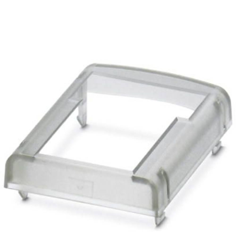 Phoenix Contact ME PLC 40 CS TRANS kryt pouzdra polykarbonát transparentní 10 ks