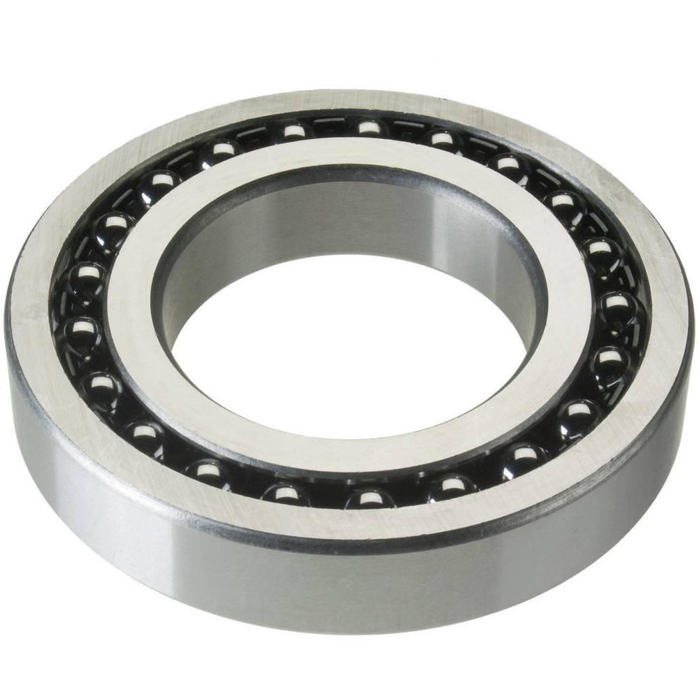 FAG 2307-2RS-TVH naklápěcí kuličkové ložisko Ø otvoru 35 mm vnější Ø 80 mm počet otáček (max.) 6000 ot./min