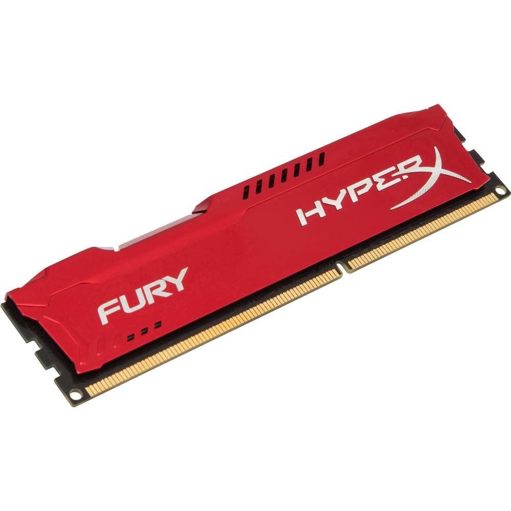 Kingston Modul RAM pro PC HX313C9FR/8 8 GB 1 x 8 GB DDR3 RAM 1333 MHz CL9
