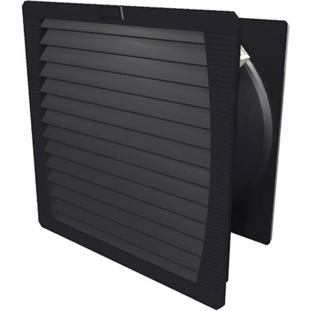 Weidmüller FF 65 55/230V BK větrák s filtrem 230 V/AC 80 W (š x v x h) 320 x 320 x 157 mm 1 ks