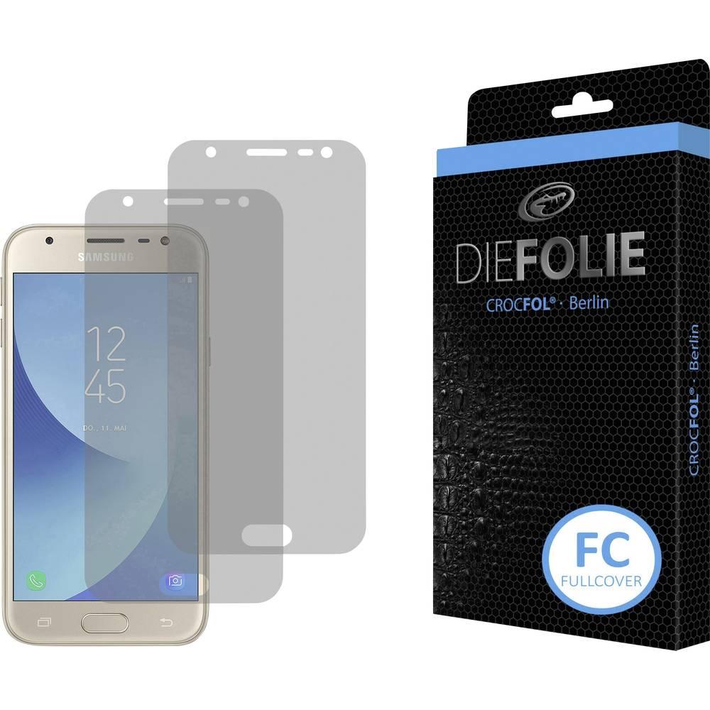 Crocfol Die Folie Fullcover ochranná fólie na displej smartphonu Vhodné pro: Samsung Galaxy J3 (2017)