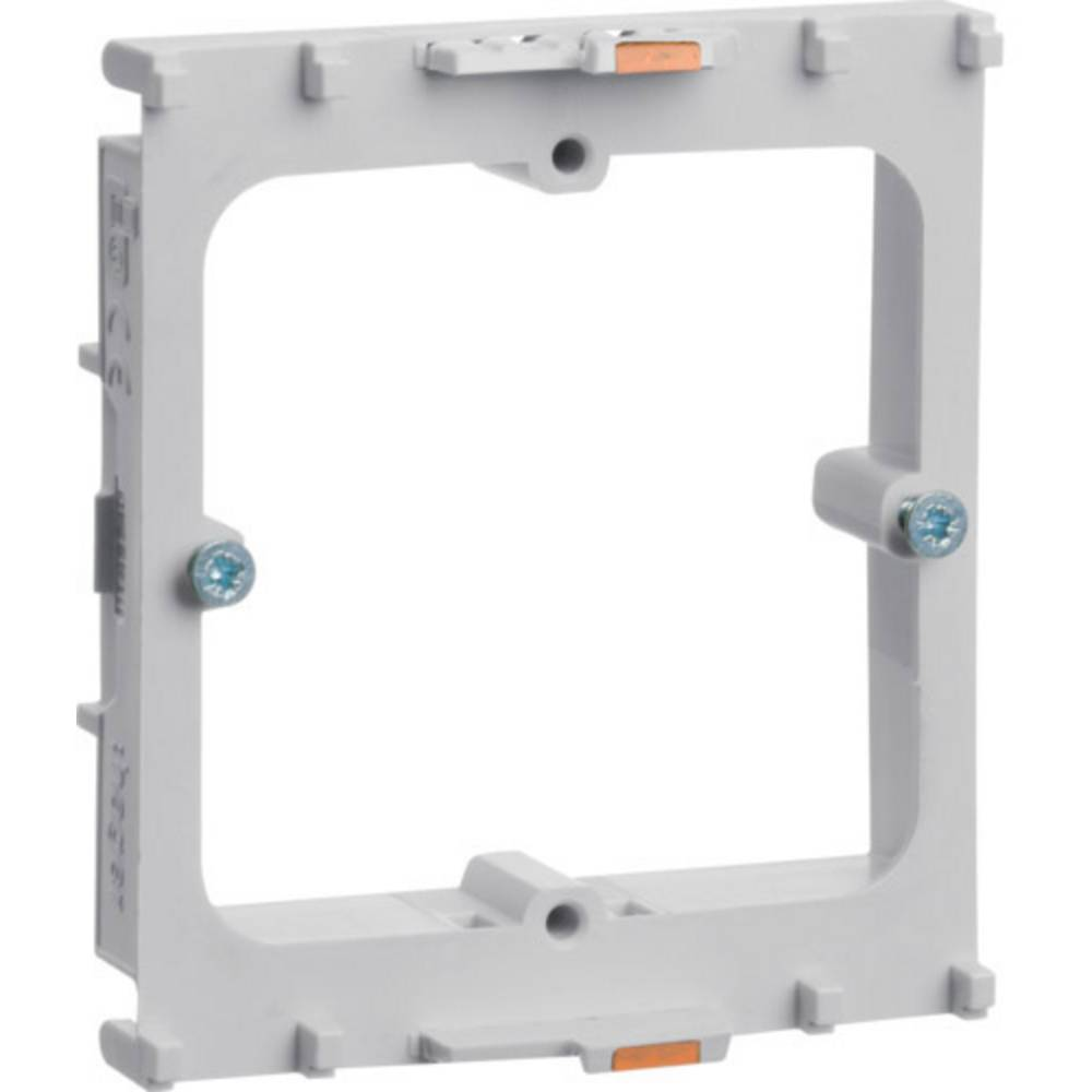 Hager GLT1511 parapetní lišta montážní elektroinstalační krabice (d x š) 71 mm x 64 mm 1 ks šedobílá (RAL 7035)
