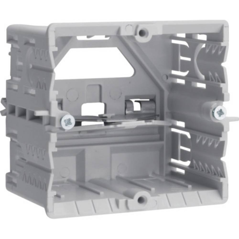 Hager GLT5000 parapetní lišta montážní elektroinstalační krabice (d x š) 71 mm x 65 mm 1 ks světle zelená
