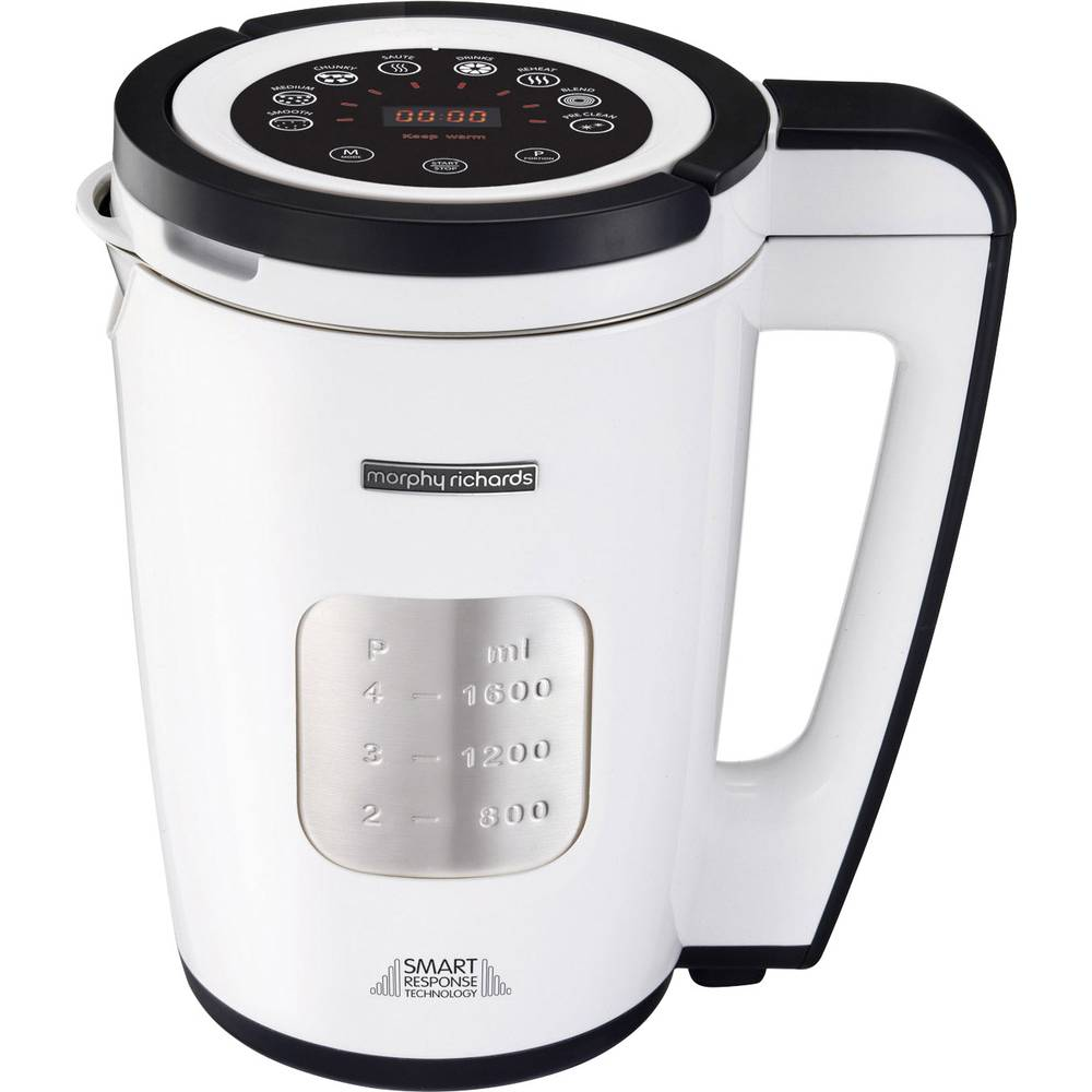 Morphy Richards Total Control hrnec na polévku bílá