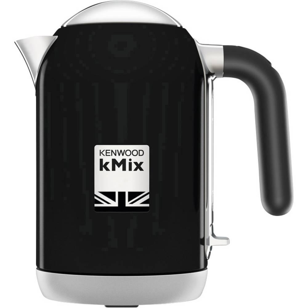 Kenwood Home Appliance ZJX650BK rychlovarná konvice bezšňůrová černá
