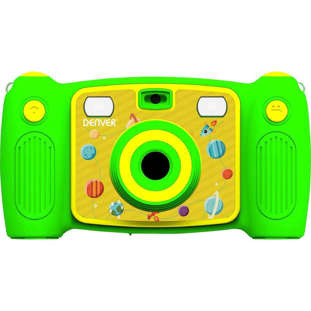 Denver KCA-1310 digitální fotoaparát zelená, žlutá