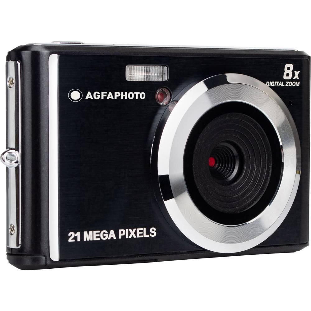 AgfaPhoto DC5200 digitální fotoaparát 21 MPix černá, stříbrná