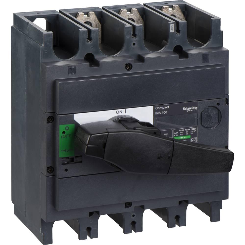 Schneider Electric 31110 odpínač 400 A 125 V/DC, 690 V/AC 1 ks