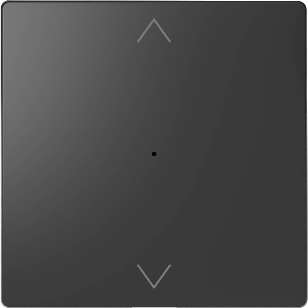 Merten kryt přepínač Systém design antracitová MEG5215-6034