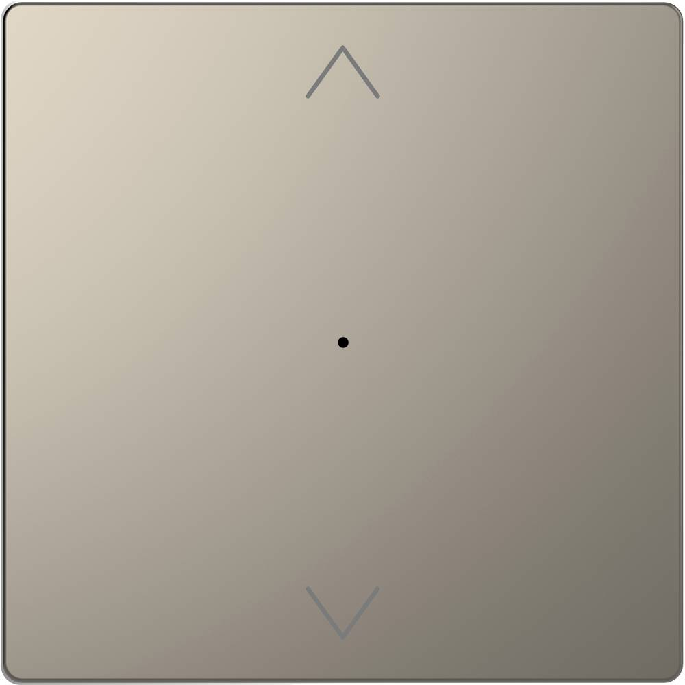 Merten kryt přepínač Systém design niklová MEG5215-6050