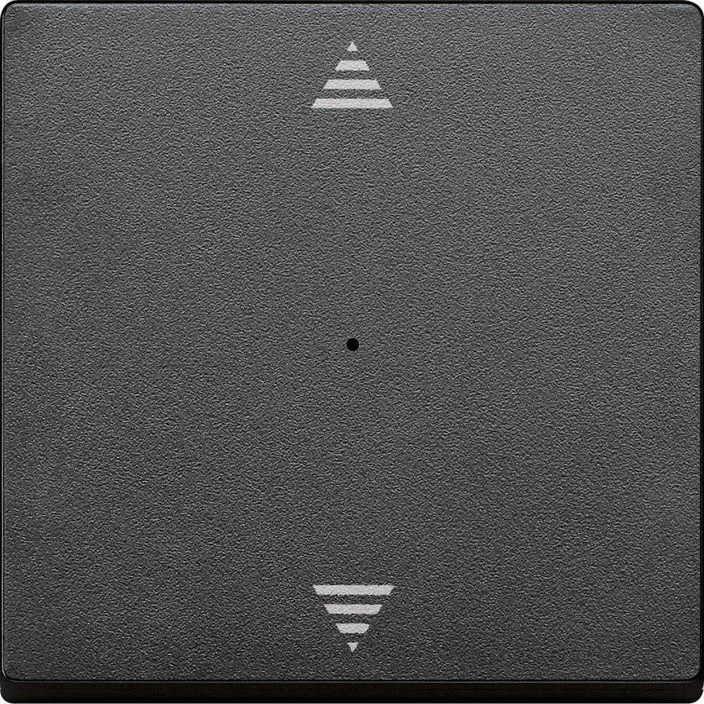 """Merten kryt kolébkový přepínač """"šipky"""" antracitová MEG5215-0414"""