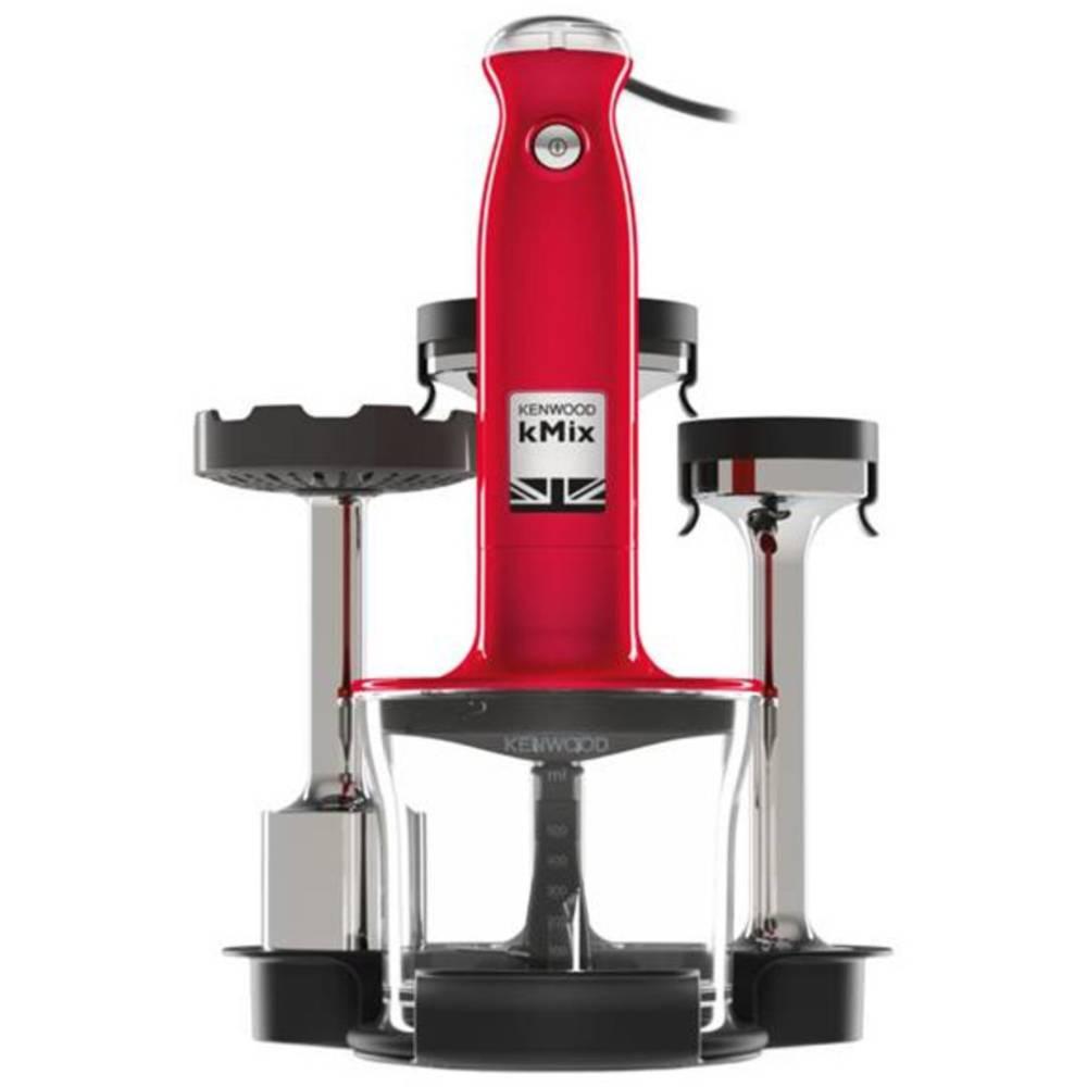 Kenwood Home Appliance HDX754RD tyčový mixér 800 W mixér na polévky, funkce turbo červená