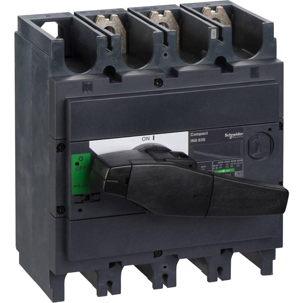 Schneider Electric 31114 odpínač 630 A 125 V/DC, 690 V/AC 1 ks