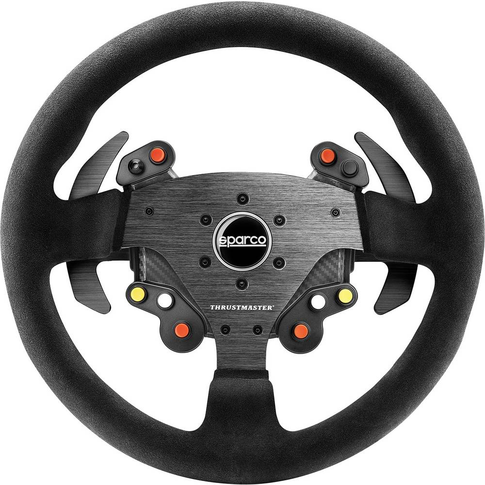 Thrustmaster TM Rally Wheel AddOn Sparco R383 Mod volant PlayStation 4, PlayStation 3, Xbox One, PC kartonová