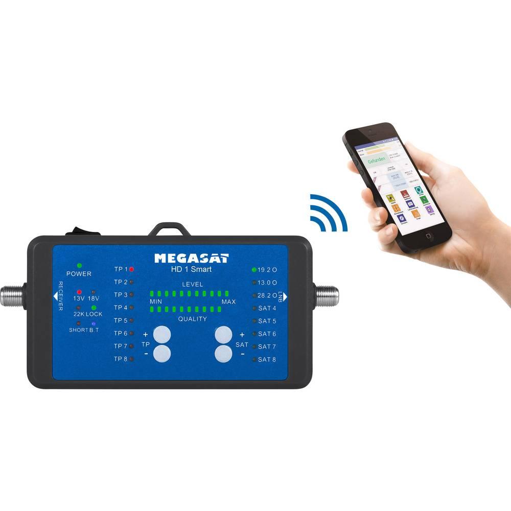 MegaSat HD 1 smart sada pro vyhledávač satelitního signálu