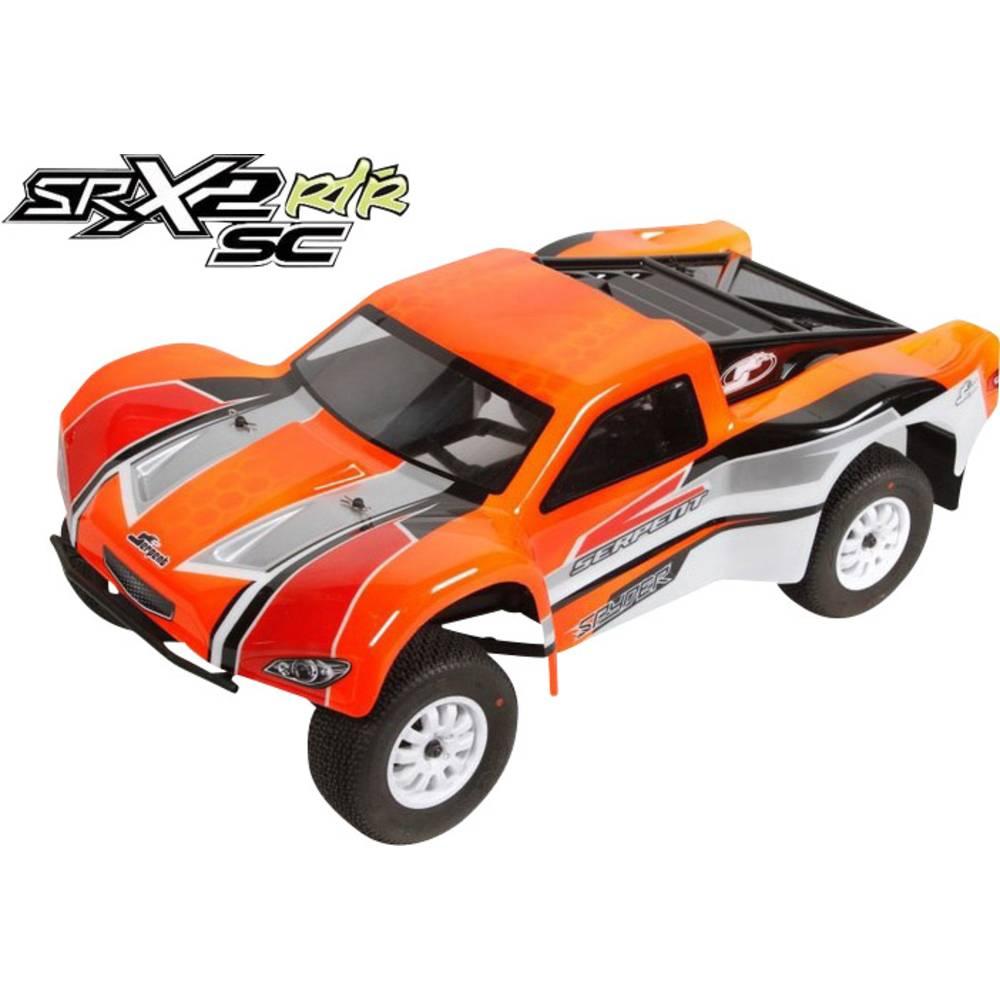 Serpent SCT RM střídavý (Brushless) 1:10 RC model auta elektrický závodní RC model auta Short Course 4WD (4x4) RtR 2,4 GHz