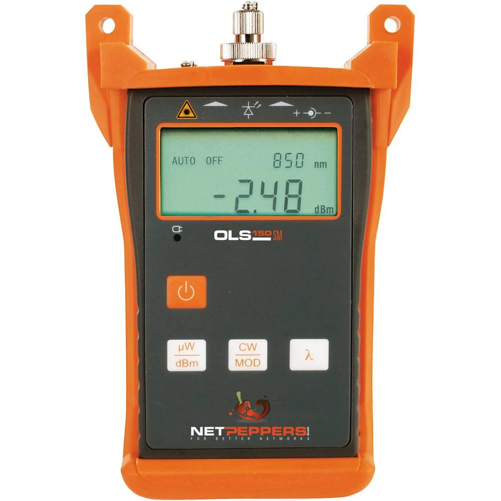 tester optických kabelů NetPeppers NP-FIBER150SM síť, Telekomunikace