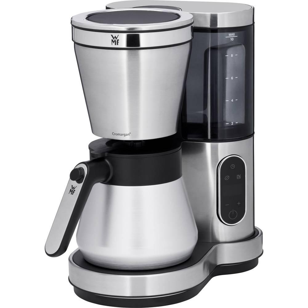 WMF LUMERO Thermo kávovar stříbrná, černá připraví šálků najednou=8