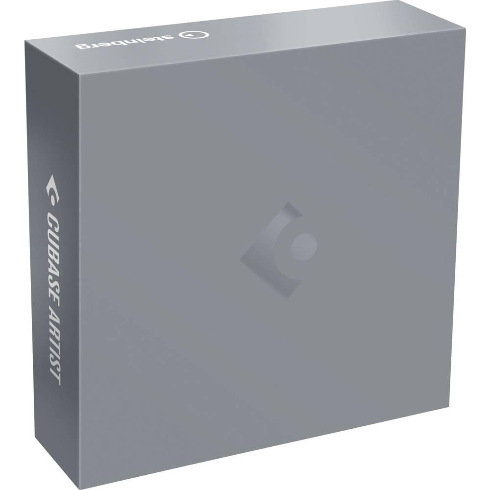 Steinberg Cubase Artist 10 plná verze, 1 licence Windows, Mac OS software pro nahrávání