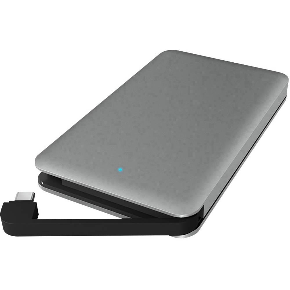 ICY BOX IB-246-C3 6,35 cm (2,5 palce) úložné pouzdro pevného disku 2.5 palec USB-C™