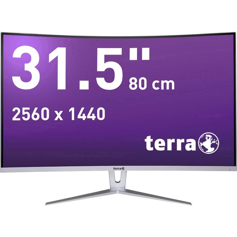 Terra LED 3280W LED monitor 80 cm (31.5 palec) en.třída A (A++ - E) 2560 x 1440 pix WQHD 5 ms Audio-Line-in , DVI, DisplayPort, HDMI™ VA LED