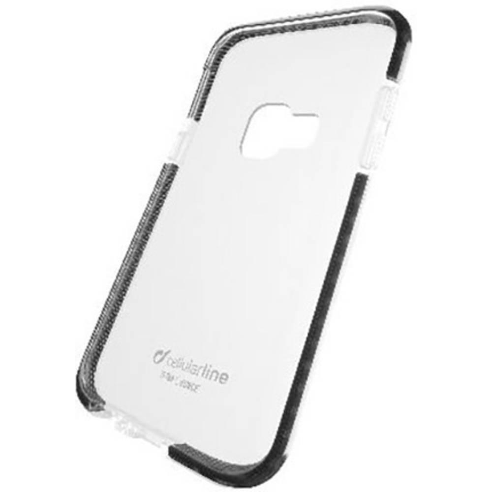 Cellularline TETRACGALJ4PL18T zadní kryt na mobil Samsung Galaxy J4 Plus (2018) černá (transparentní)