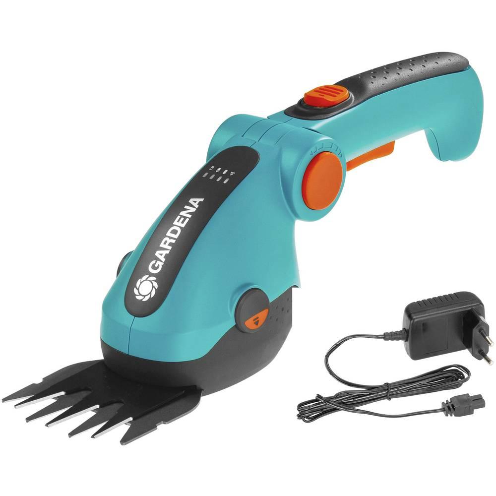 GARDENA ComfortCut akumulátor nůžky na trávu + akumulátor 3.60 V Li-Ion akumulátor