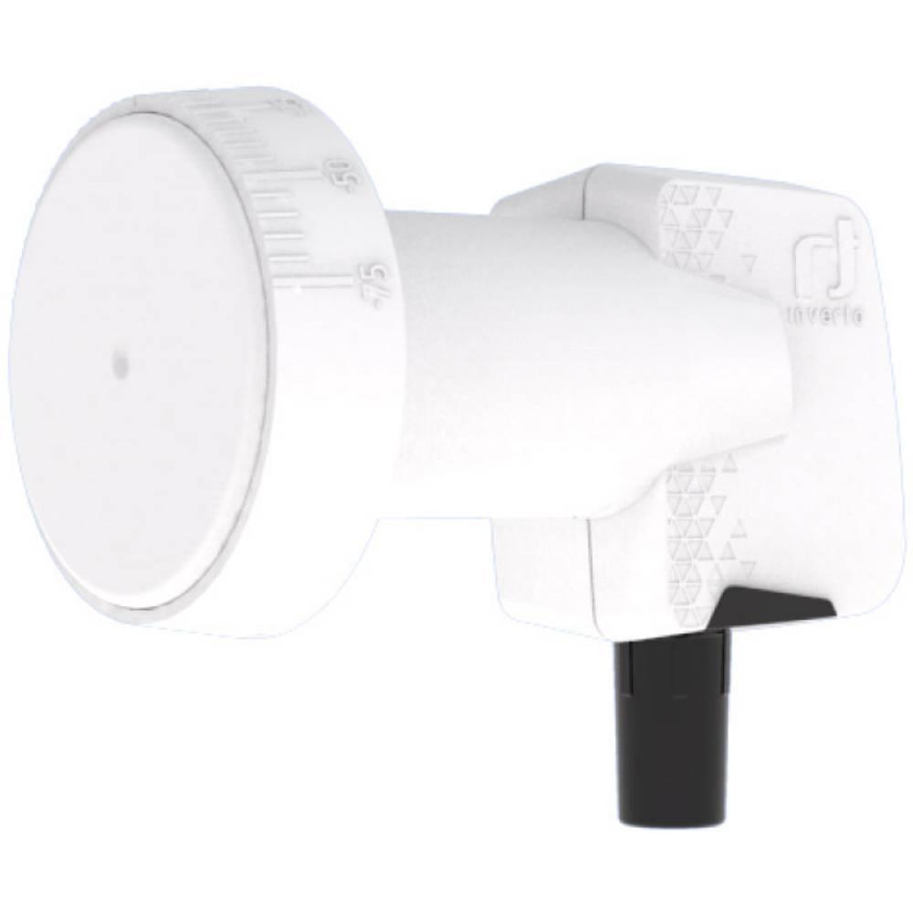 Inverto HOME PRO satelitní konvertor Single-LNB Počet účastníků: 1 Velikost feedu: 40 mm