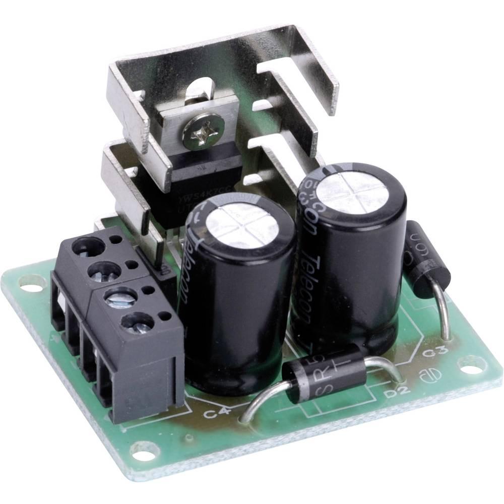 Conrad Components měnič napětí stavebnice Vstupní napětí (rozsah): 6 - 18 V/DC Výstupní napětí (rozsah): 12 - 36 V/DC