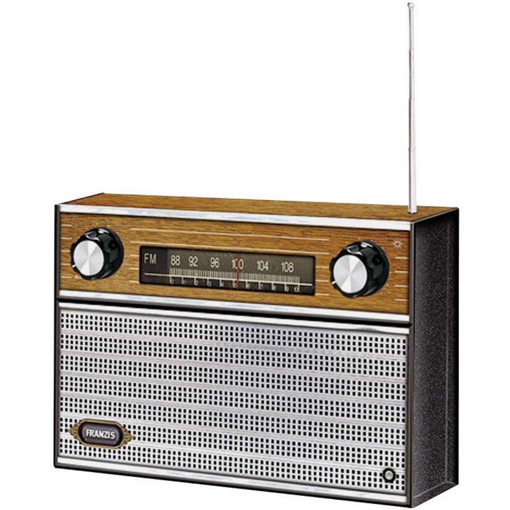 Franzis Verlag FM retro rádio od 14 let