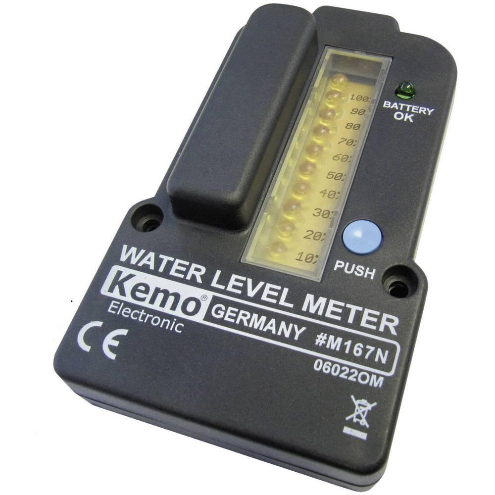 Kemo M167N indikátor hladiny hotový modul 3 V/DC