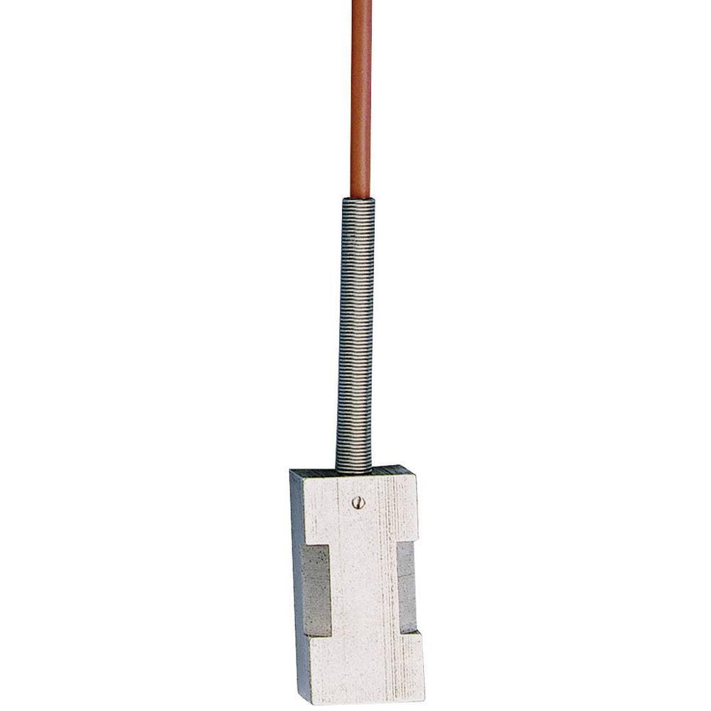 Jumo teplotní senzor Silikon typ senzoru Pt100 Teplotní rozsah-50 do 180 °C Délka kabelu 2.5 m Šířka snímače 25 mm