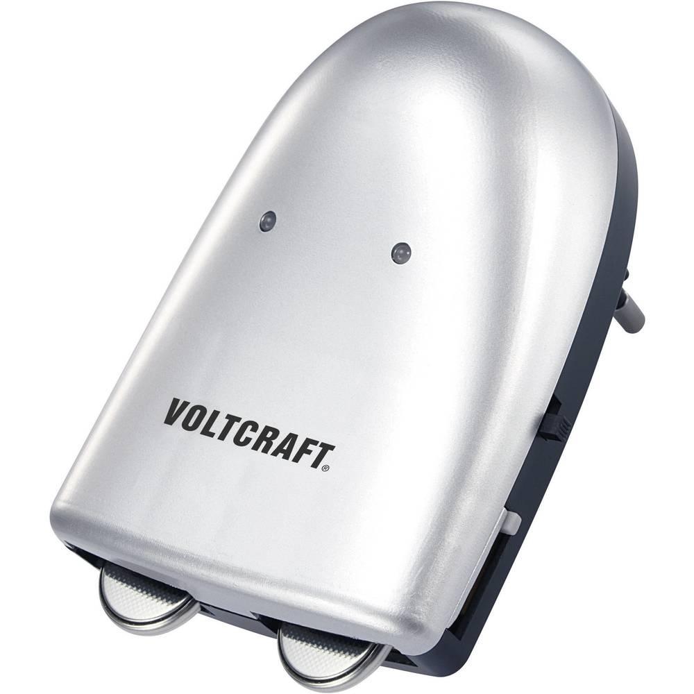 VOLTCRAFT nabíječka knoflíkového akumulátoru Li-Ion knoflíkový akumulátor