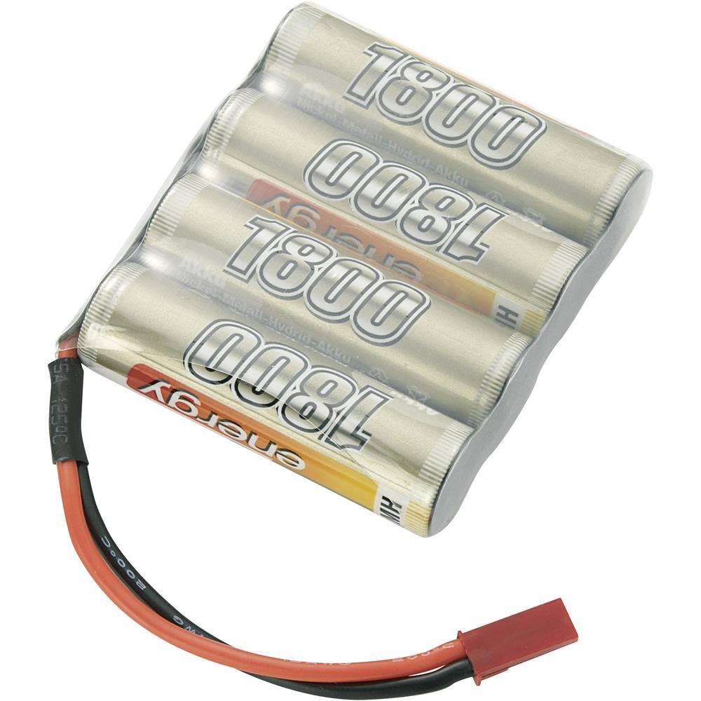 Conrad energy akupack přijímače (modelářství) 4.8 V 1800 mAh Side by Side zásuvka BEC