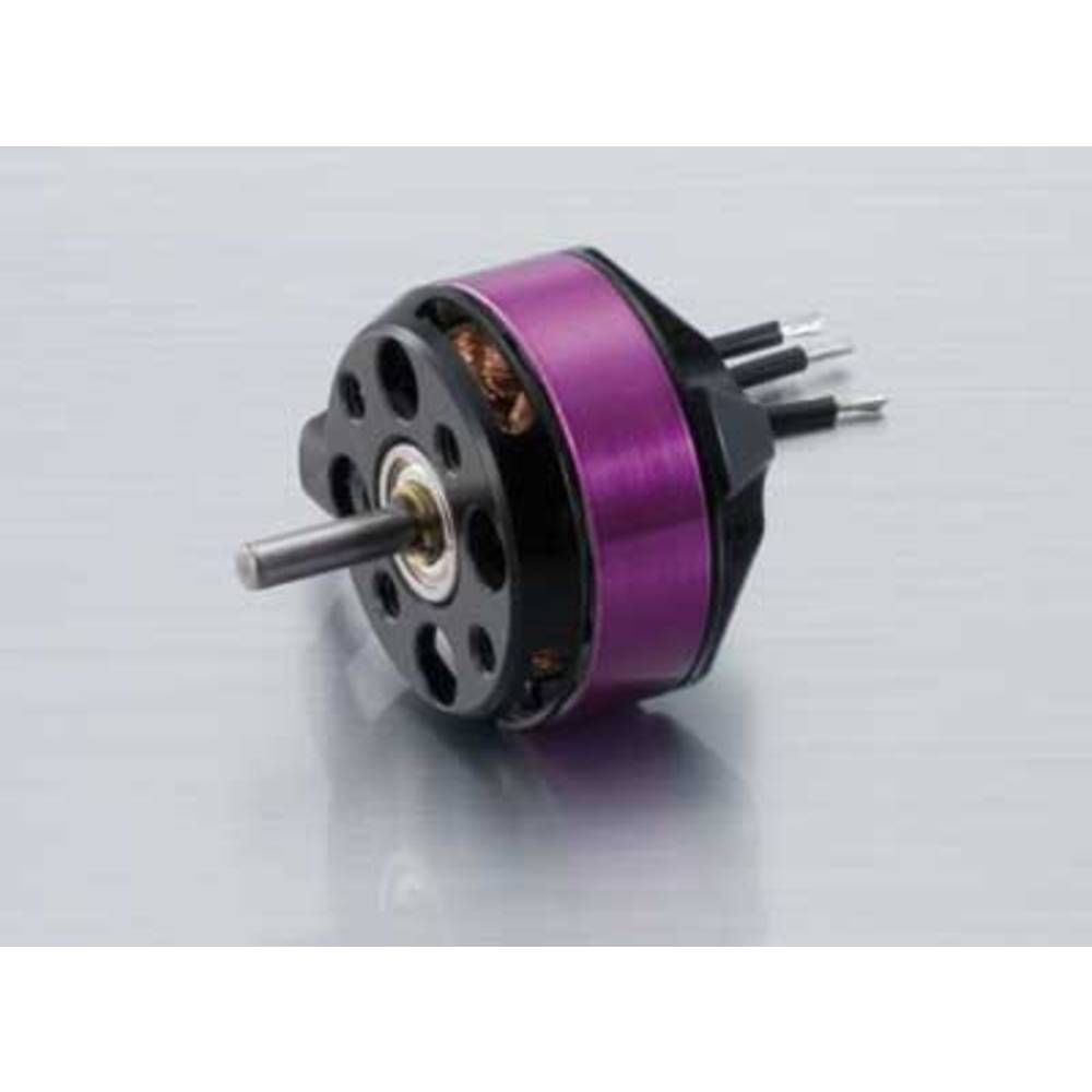 Hacker A20-50 S EVO brushless elektromotor pro modely letadel kV (ot./min /V): 1088 počet závitů: 50