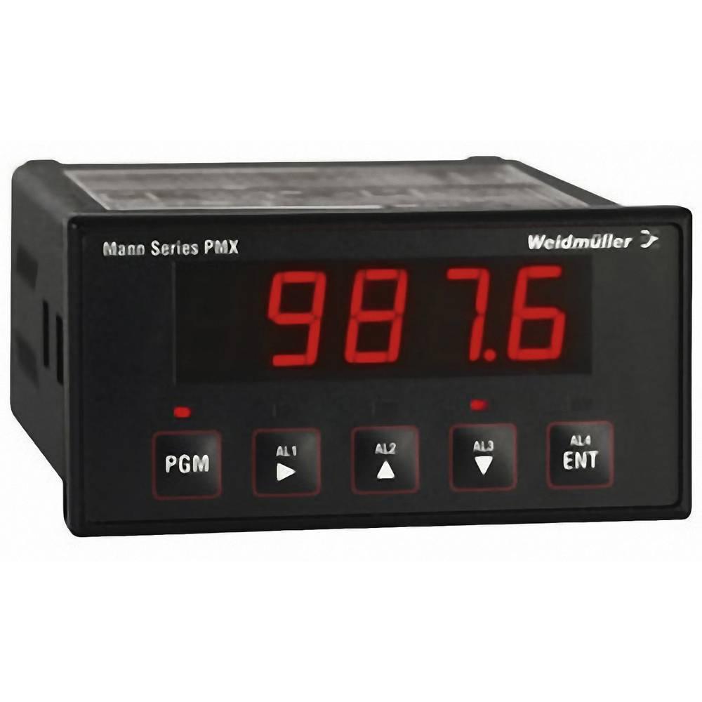 Weidmüller PMX420 digitální panelový měřič Display,