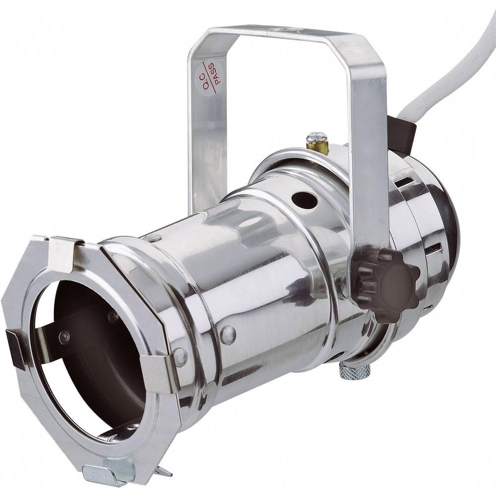 Eurolite PAR-16 Spot MR-16 halogenový PAR reflektor stříbrná
