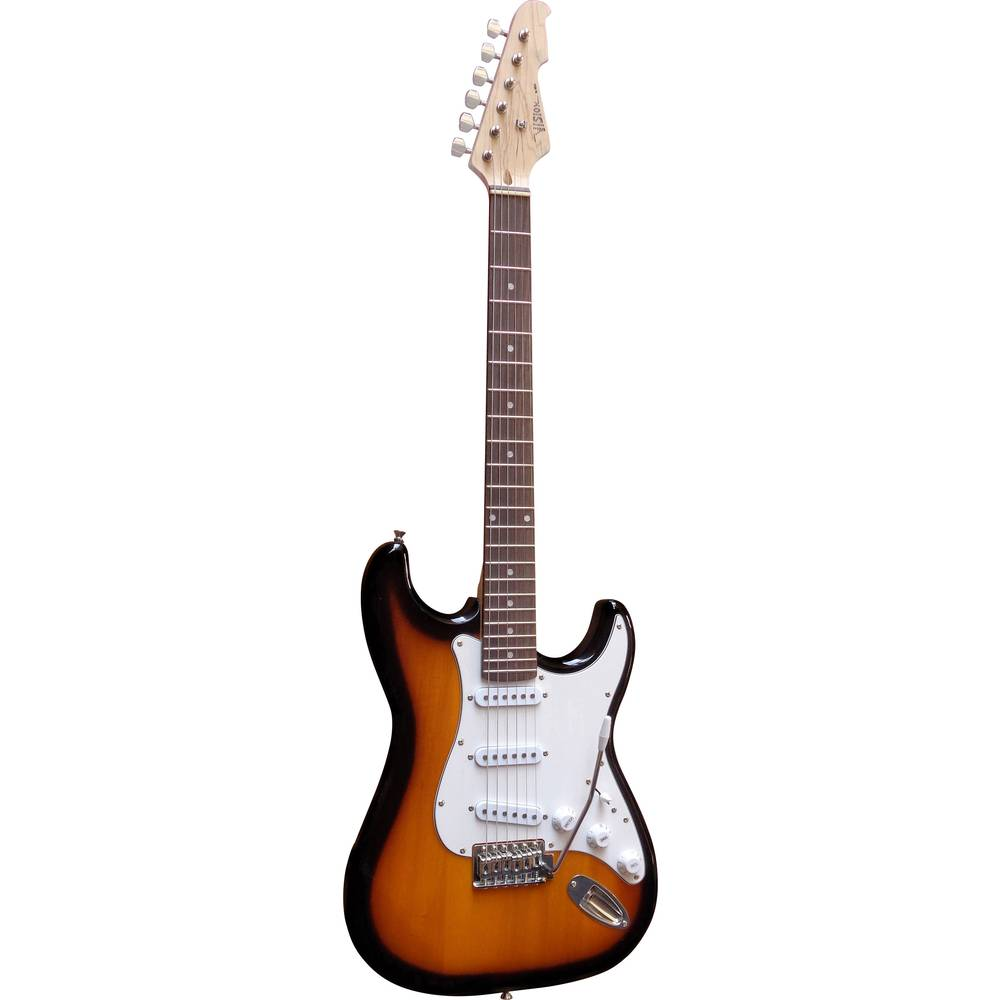 MSA Musikinstrumente ST 5 SB elektronická kytara sunburst