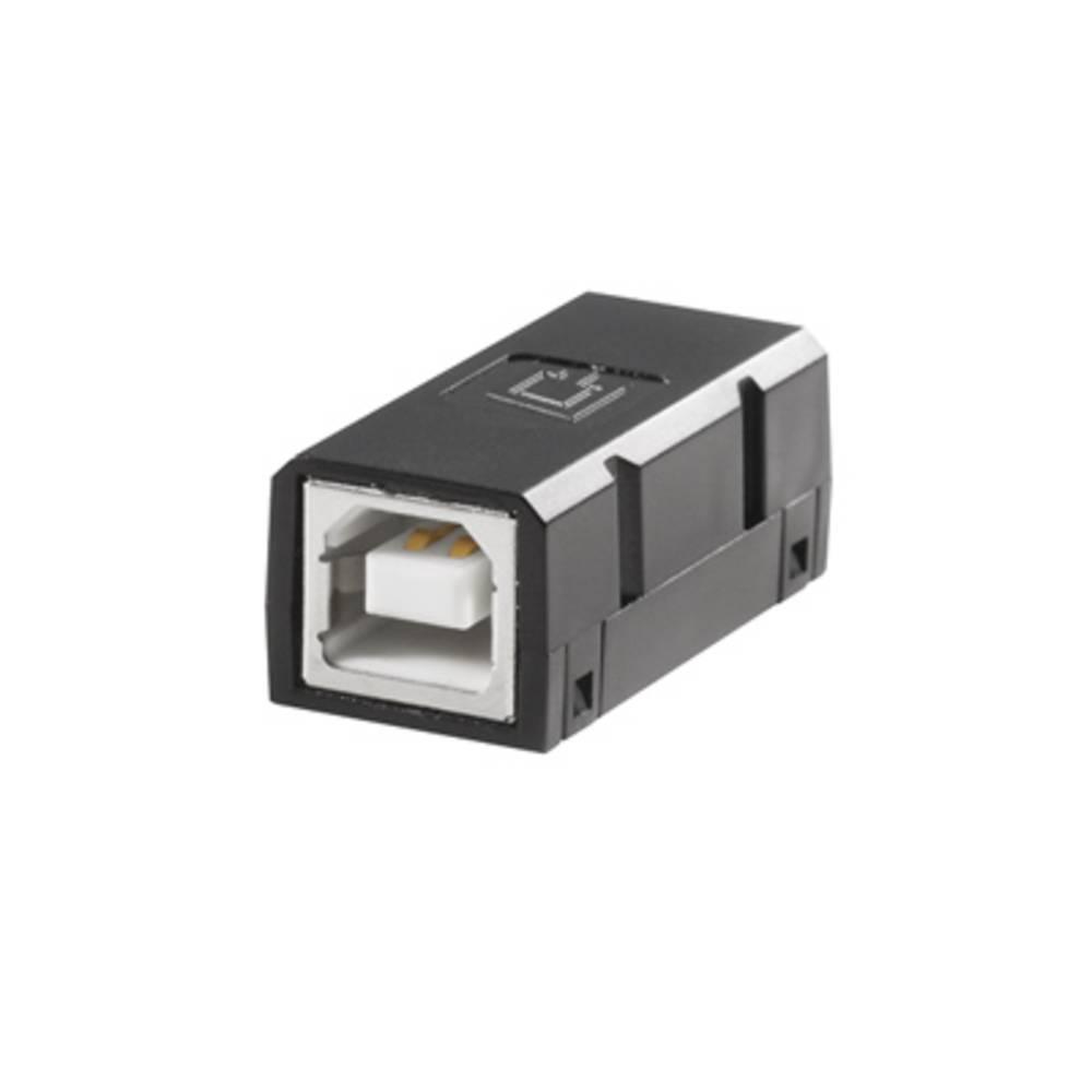 Weidmüller USB 2.0 adaptér [1x USB 2.0 zásuvka B - 1x USB 2.0 zásuvka B] IE-BI-USB-AB