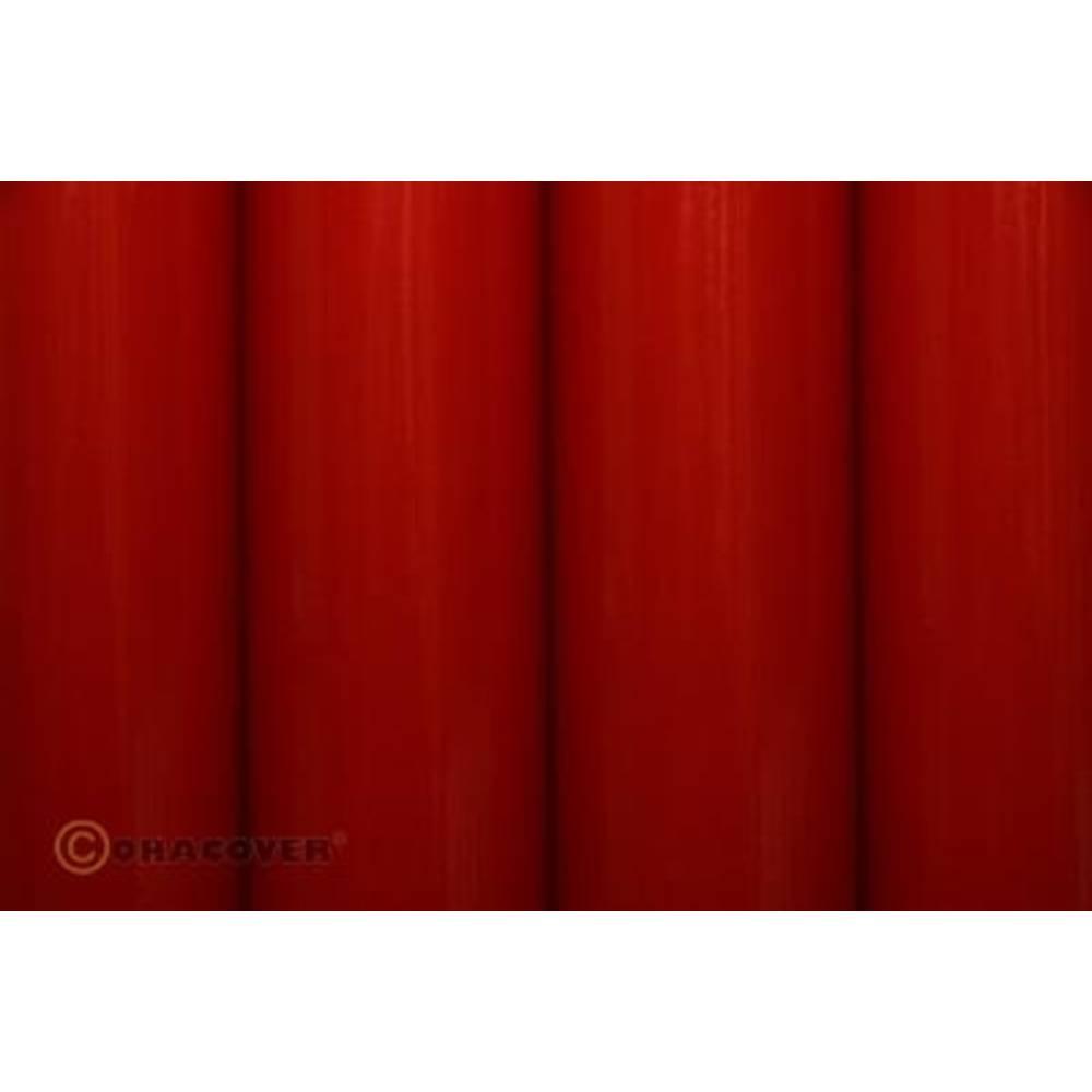 Oracover 23-023-002 lepicí fólie Orastick (d x š) 2 m x 60 cm scale červená Ferrari