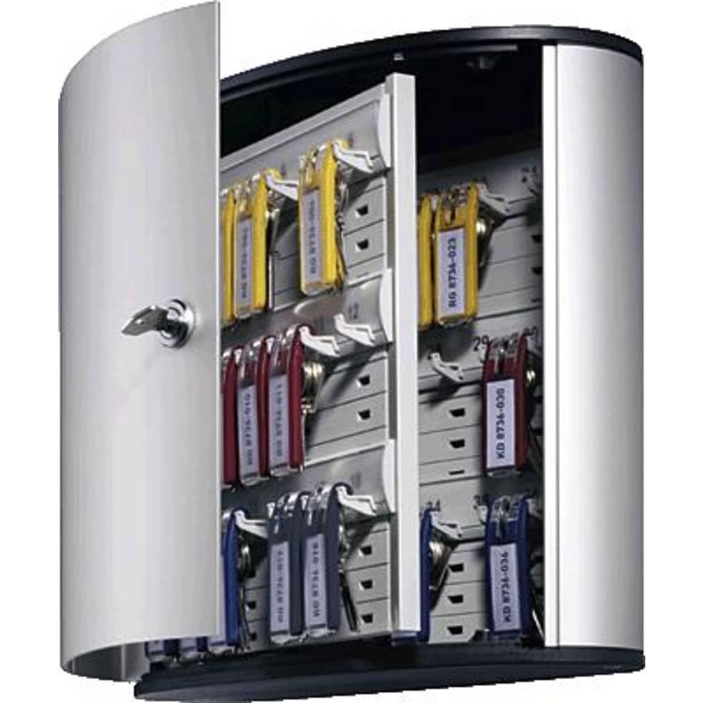 Durable schránka na klíče KEY BOX 36 - 1952 1952-23 Počet háčků 36 stříbrná (metalíza)