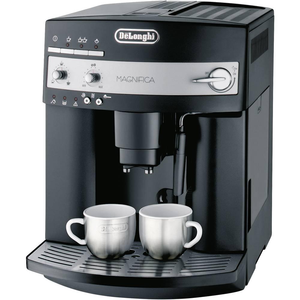 DeLonghi Magnifica ESAM 3000 B plně automatický kávovar černá