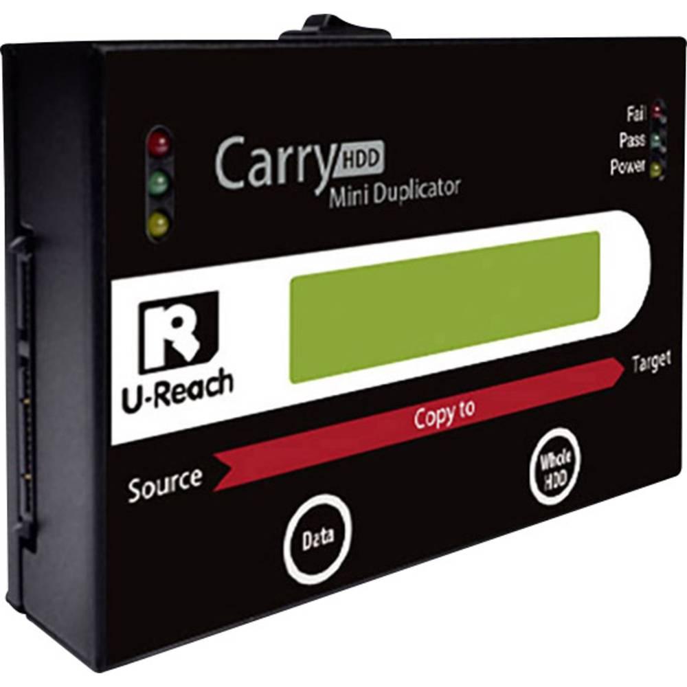 Renkforce IQ 112 1násobné duplikační stanice pevných disků SATA