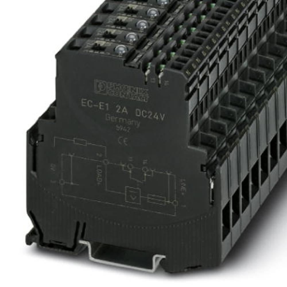 Phoenix Contact EC-E1 0,5A jistič 24 V/DC 0.5 A 1 spínací kontakt 6 ks